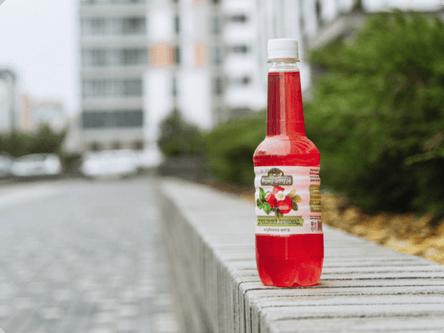 Лимонад, который пьют дети