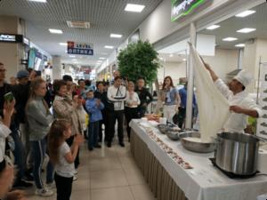 Сыр от маэстро из Италии