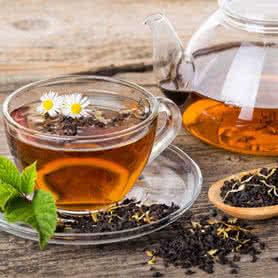 Чай, травяные сборы
