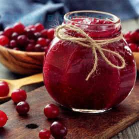 Фруктово-ягодная консервация, мед