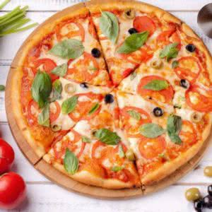 Пицца, блины