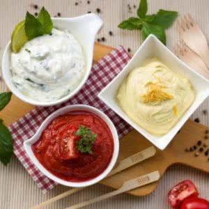 Соусы, заправки для блюд