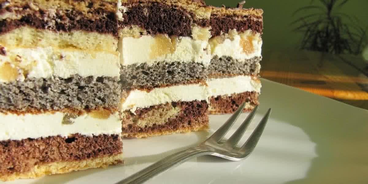 Торт Пляцки львовские